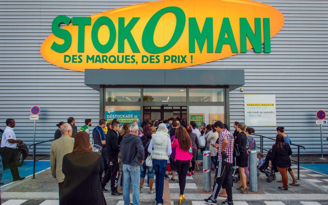 STOKOMANI, leader français du déstockage physique, choisit les logiciels de prévision et de planification AZAP pour piloter le réapprovisionnement de son réseau de magasins.