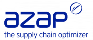 Logo d'AZAP, logiciel de Supply Chain