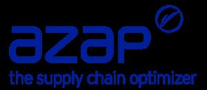 Logo d'AZAP, logiciel de Supply Chain