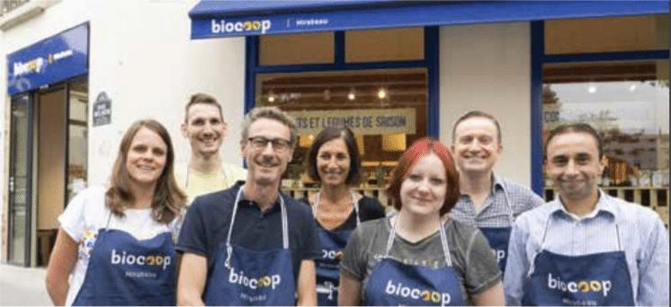 Equipe Biocoop