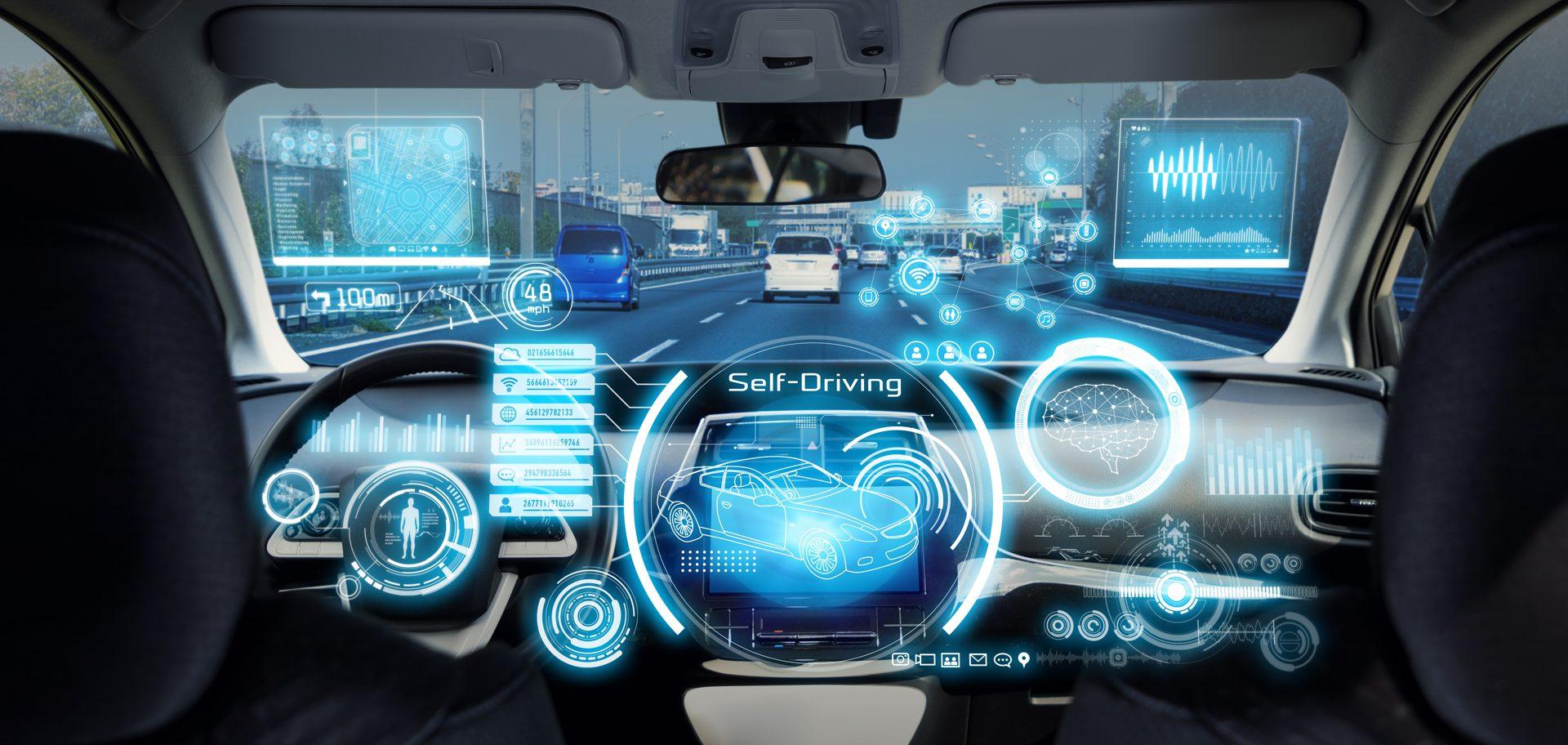 Voiture conduite automatique