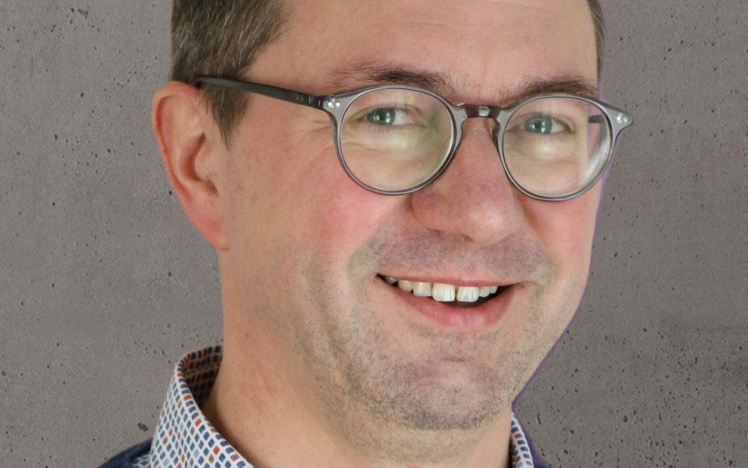 Eric BERTRAND recruté comme Directeur de Projets