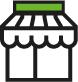 Icône d'une boutique