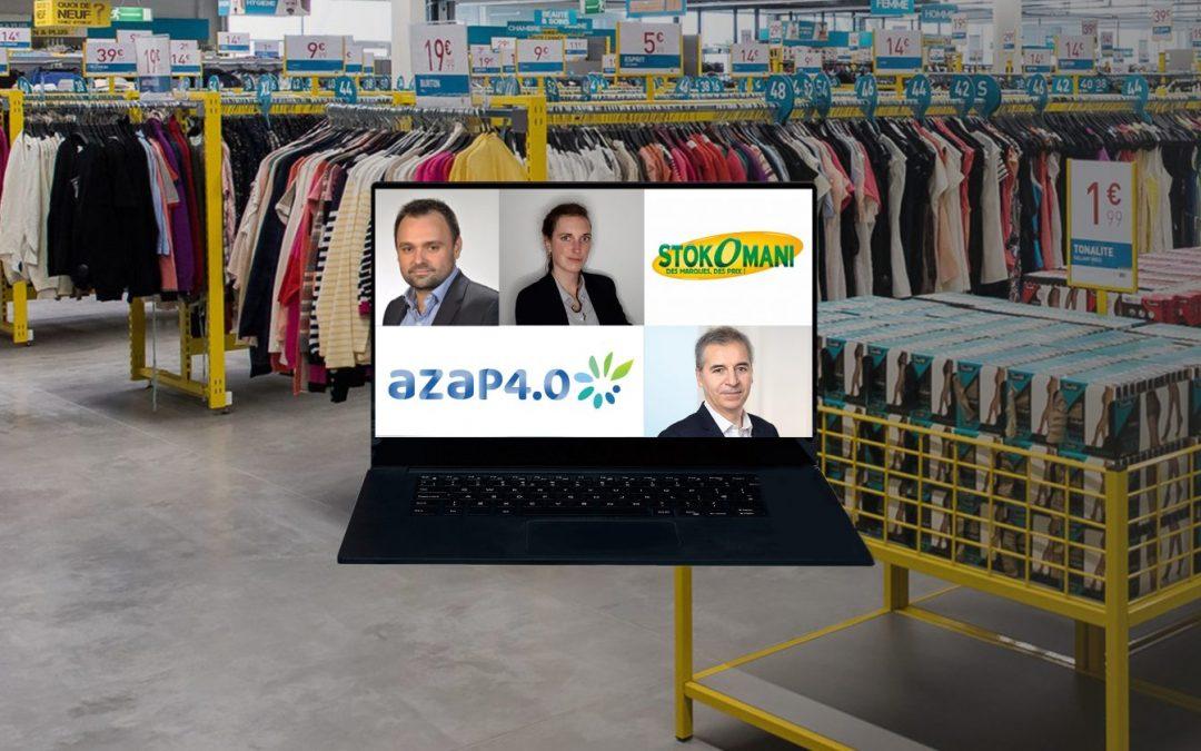 Stokomani affine sa politique de stocks magasins avec AZAP4.0