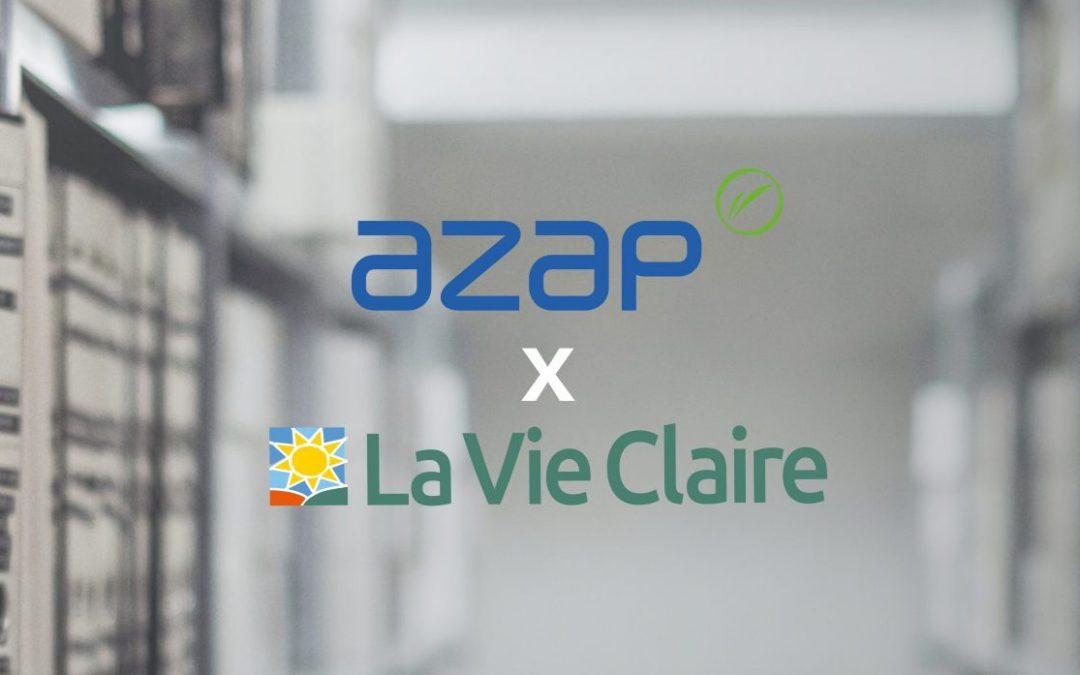 AZAP x La Vie Claire – Retour sur un projet réussi